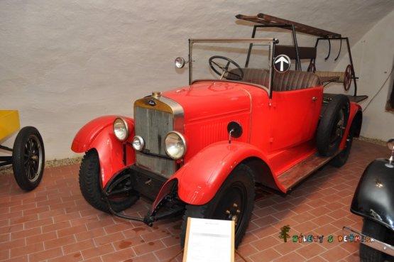Múzeum historických vozidiel