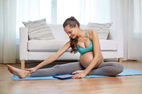 Cvičenie atehotenstvo. Áno či nie?