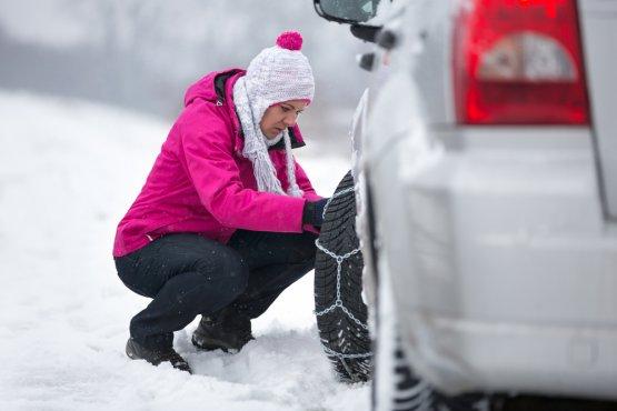 Čo si všímať pri výbere snehových reťazí?